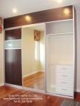 รับออกแบบตู้เสื้อผ้า - บริษัท โกร วิน โฮม จำกัด