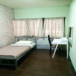 ห้องนอนเดี่ยว (Single bedroom) - กานดาเฮ้าส์ 87 โฮสเทล