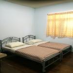 ห้องนอนคู่ (Double bedroom) - กานดาเฮ้าส์ 87 โฮสเทล