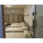 ห้องนอน 8 เตียง (8 bed female dorm) - กานดาเฮ้าส์ 87 โฮสเทล