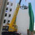 ตัดทุบส่วนเกินตึก - วัฒน์ทวีคูณ ก่อสร้าง รื้อถอน