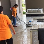 ทำความสะอาดเคลือบเงาพื้น - บริษัท เอซีเอส เซอร์วิสเซส 2015 จำกัด