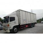 รถบรรทุก 6,10 ล้อ  ตู้ทึบ  ชลบุรี - บริษัท อาร์ บี โลจิสติกส์ จำกัด
