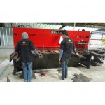 เครื่องจักรโรงสีข้าว - บริษัท ว เพชรเจริญวิศวกรรม จำกัด