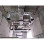 งานระบบระบายอากาศ - บริษัท เวนคอน ซัพพลาย แอนด์ เทคโนโลยี จำกัด
