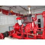 งานติดตั้ง  Fire  Protection - บริษัท เวนคอน ซัพพลาย แอนด์ เทคโนโลยี จำกัด