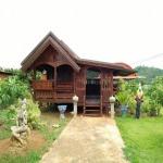 บ้านพักทรงไทย ปากช่อง - ไร่นงลักษณ์