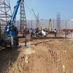 เจาะนำเข็มตอก, เจาะ Test ดิน - บริษัท เด่นพานทอง เจาะเสาเข็ม จำกัด