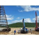 งานเจาะเสาเข็ม - บริษัท เด่นพานทอง เจาะเสาเข็ม จำกัด