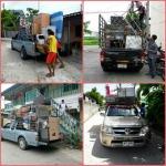รถรับจ้างทั่วไป ชลบุรี - รถเฮี๊ยบชลบุรี ต้นมหานครขนส่ง