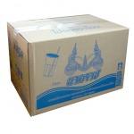 น้ำถ้วยบรรจุกล่อง (48 ถ้วย) - น้ำดื่ม นาคราช เชียงใหม่