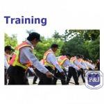 ศูนย์ฝึกอบรมรักษาความปลอดภัย - รักษาความปลอดภัย อมตะ ชลบุรี - พี แอนด์ เจ การ์ด เซอร์วิส