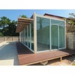 บ้านน็อคดาวน์กระจกอลูมิเนียม เชียงใหม่ - บริษัท เชียงใหม่ ซีเคดี คูลเลอร์ จำกัด