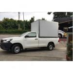 รับติดตั้งห้องเย็นรถกระบะ - บริษัท เชียงใหม่ ซีเคดี คูลเลอร์ จำกัด