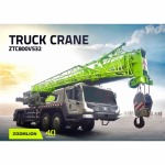 New Truck Crane 80 Tons - Promach (Thailand) Co., Ltd.