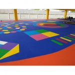 รับออกแบบติดตั้งพื้นยางสนามเด็กเล่น - ออกแบบก่อสร้างสนามกีฬา