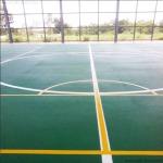 รับทำพื้นสนามกีฬา Sport Floor - พื้นอีพ็อกซี่ พีเค ซีวิล