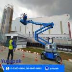 โรงงานซ่อมรถกระเช้า ชลบุรี - รถกระเช้าไฟฟ้าชลบุรี ยุธาภัคร์