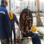 รับเจาะ Soil Cement Column - บริษัท เอ็ม เอ็น พี แมชินเนอรี่ จำกัด
