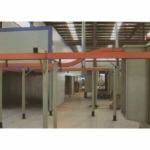 โรลเลอร์คอนเวเยอร์ (Roller & Conveyor) - ระบบลำเลียง และห้องพ่นสี - เผิง เอ็นเตอร์ไพร์ส (2015)