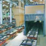 ระบบลำเลียงแบบ Plate Pallet - ระบบลำเลียง และห้องพ่นสี - เผิง เอ็นเตอร์ไพร์ส (2015)