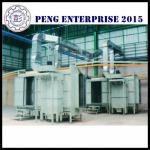 ออกแบบติดตั้งเครื่องจักรระบบลำเลียง - ระบบลำเลียง และห้องพ่นสี - เผิง เอ็นเตอร์ไพร์ส (2015)