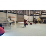 Polyurethane Flooring - รับทำพื้นอีพ๊อกซี่ - บริษัท โคแอค กราวด์ จำกัด