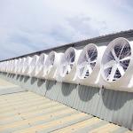 พัดลมระบายอากาศ แบบ FRP / SMC  - บริษัท สกรู เมกเกอร์ จำกัด