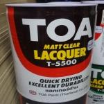 แลคเกอร์ด้าน TOA ราคาส่ง - ร้านวัสดุก่อสร้าง บางโพ - วนาสุวรรณค้าไม้