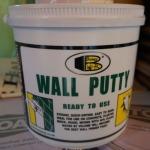 BOSNY Wall Putty ราคาส่ง - ร้านวัสดุก่อสร้าง บางโพ - วนาสุวรรณค้าไม้