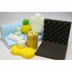 Produce sponge by size. - Karnyang Yeen Yong Industry LP
