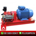 ปั๊มแรงดันสูง Plunger Pump System  - ปั๊มอุตสาหกรรม ฟลุคส์ ชเป็ค