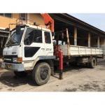 เช่ารถเฮี๊ยบ มีนบุรี ราคาถูก - รถแม็คโคร ล้อเพชรโยธาการ