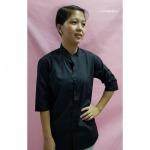 เสื้อเชิตคอจีน แขน 3 ส่วน - เอส วี ซี อิมพีเรียล