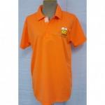 เสื้อโปโลผ้ากีฬาโพลี ติดเมจิกเทป - เอส วี ซี อิมพีเรียล