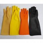 ถุงมือยางหนา ยาว 16 นิ้ว - เอส วี ซี อิมพีเรียล