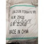 Calcium Formate แคลเซียมฟอร์เมท - บริษัท ไจแอนท์ ลีโอ อินเตอร์เทรด จำกัด