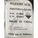 Sulfamic Acid 99.5% กรดซัลฟามิค - บริษัท ไจแอนท์ ลีโอ อินเตอร์เทรด จำกัด