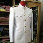 ชุดปกติขาว(ชาย) - ร้านตัดเสื้อ ป๊อปดีไซน์