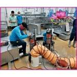 งานตัดเจาะพื้นคอนกรีต - บริษัท เจชิน เอ็นจิเนียริ่ง จำกัด