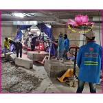Concrete demolition work - J CHIN ENGINEERING CO.,LTD.