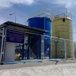 งานติดตั้งถังตกตะกอน Sedimentation Tank - บริษัท เอทีพี อินโนเวชั่นส์ จำกัด