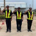 รปภ. โรงงาน คลังสินค้า ฉะเชิงเทรา - บริษัท รักษาความปลอดภัย จี เอส จำกัด