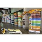 ป้ายนิทรรศการ นครราชสีมา - บริษัท อาร์ตเวิร์ค ครีเอชั่นส์ จำกัด