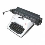 เครื่องพิมพ์ดีด - รับซ่อมเครื่องใช้สำนักงาน เคเอ็มพี คอม