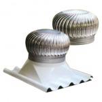 ลูกหมุนระบายอากาศ - รับทำรางน้ำฝน ระยอง - ธีรพงษ์ รางน้ำ