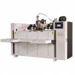 เครื่องเย็บกล่องลูกฟูกกึ่งอัตโนมัติ - เครื่องจักรสิ่งพิมพ์ เครื่องจักรอุตสาหกรรม ดับเบิ้ลดี