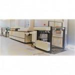 เครื่องเคลือบวอเตอร์เบสกึ่งอัตโนมัติ - เครื่องจักรสิ่งพิมพ์ เครื่องจักรอุตสาหกรรม ดับเบิ้ลดี
