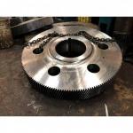 Large gear production - S.Sahagear Engineering