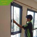 ติดตั้งประตู-หน้าต่างมุ้งลวดพระราม 2 - มุ้งลวดราคาถูก นนทบุรี ศักดิ์การช่าง